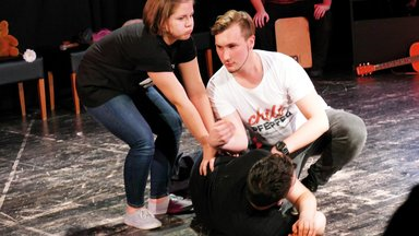 Improtheater | © Theaterzentrum
