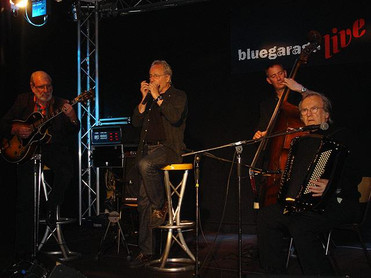 Konzert in der Bluegarage | © Bluegarage