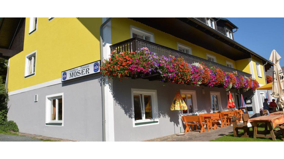 Gasthaus Pension Moser | © Moser Martin