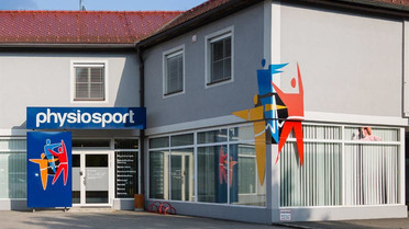 Aussenansicht Physiosport